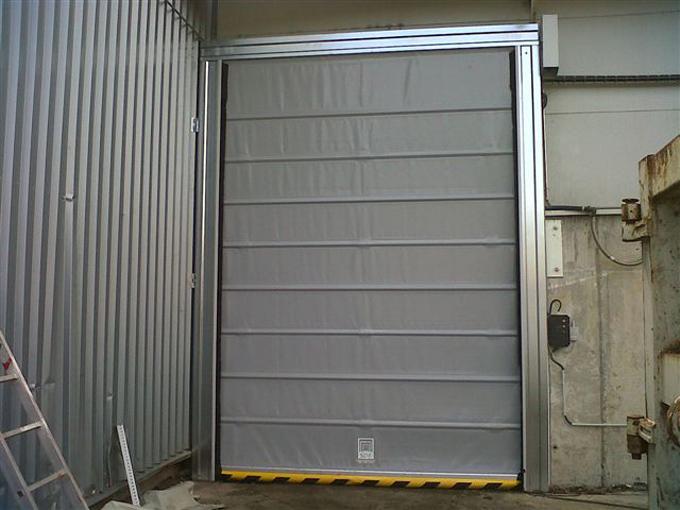 Puertas r pidas puertas autom ticas murcia por doormu - Puertas automaticas en murcia ...